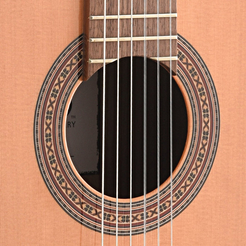 Ortega R189GSN-25TH Classical Guitar, Gloss Finish