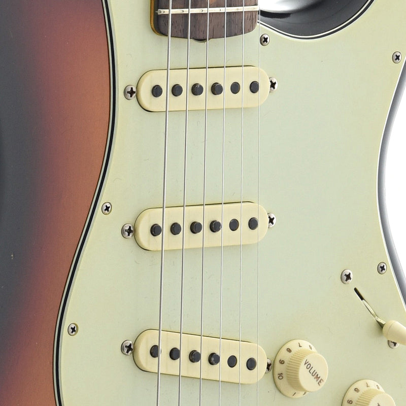 Fender Custom Shop '63 Relic Stratocaster (2018)