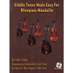 Fiddle Tunes Made Easy for Bluegrass Mandolin