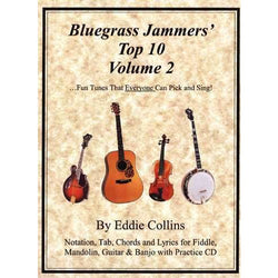 Bluegrass Jammers' Top 10, Volume 2