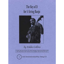 "The Key of ""D"" for 5-String Banjo"