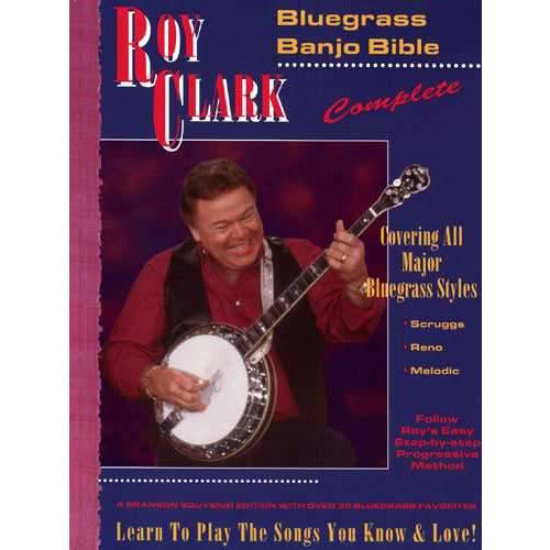 Bluegrass Banjo Bible Complete