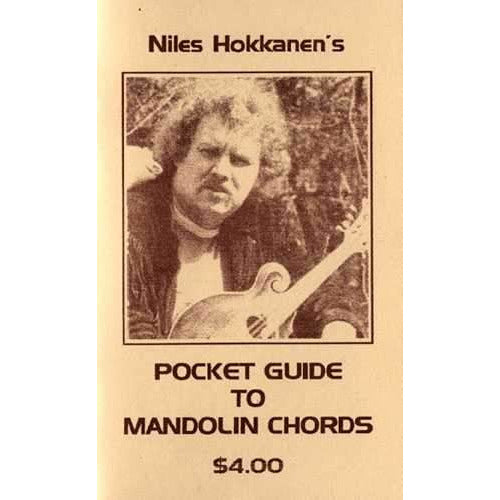 Niles Hokkanen's Pocket Guide to Mandolin Chords