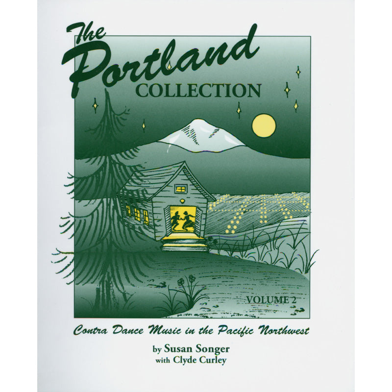 The Portland Collection, Volume 2 - Contra Dance Music in the Pacific Northwest