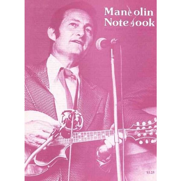 Mandolin Notebook V1, #4, 1978