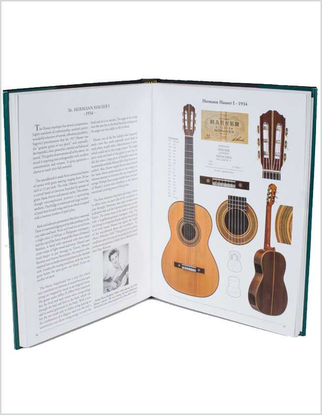 A Collection of Fine Spanish Guitars From Torres to the Present - Second Edition