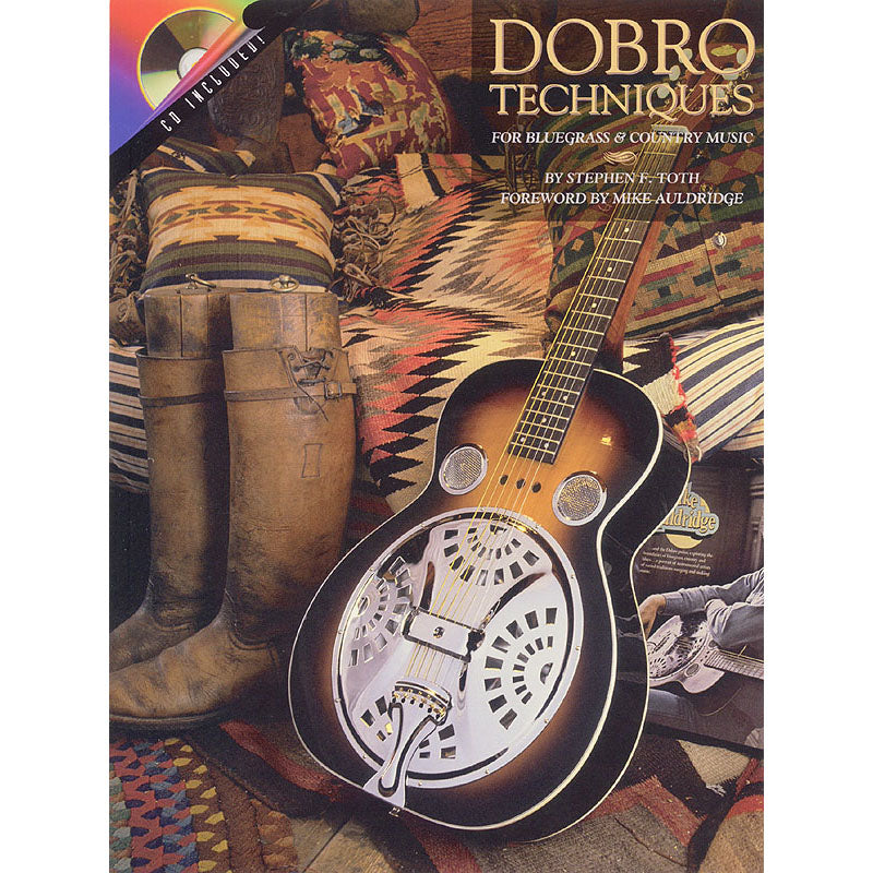 Dobro Techniques-For Bluegrass & Country Music