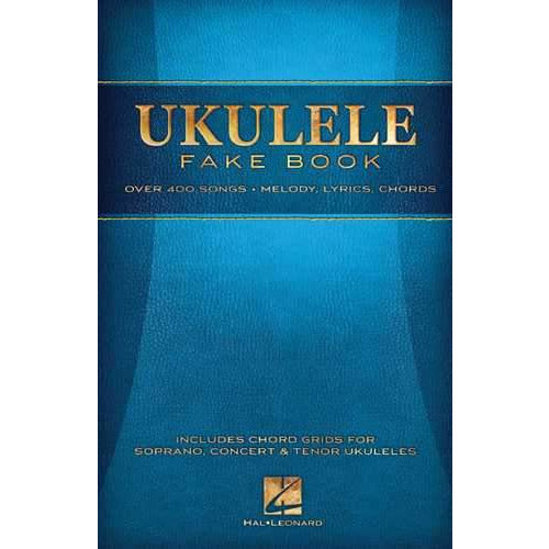 Ukulele Fake Book