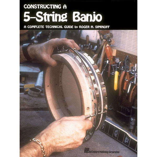 Constructing a 5-String Banjo: A Complete Technical Guide