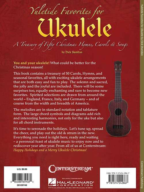 Yuletide Favorites for Ukulele