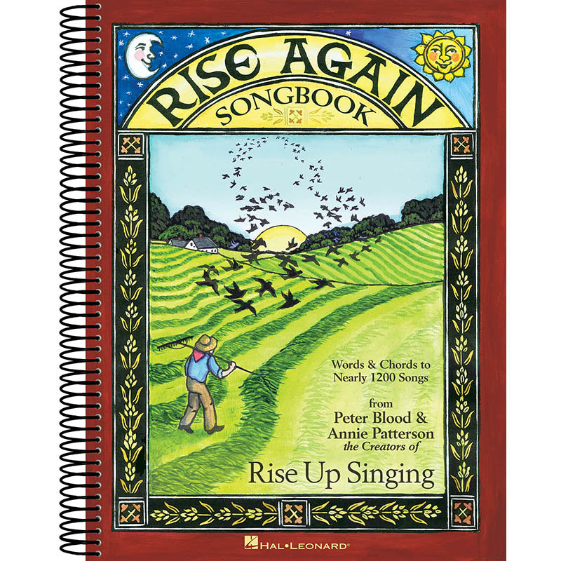 "Rise Again Songbook (9"" X 12"" Edition)"