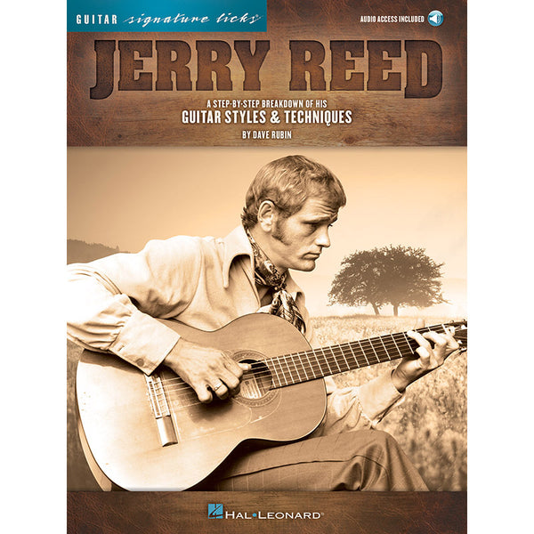 Jerry Reed - Signature Licks