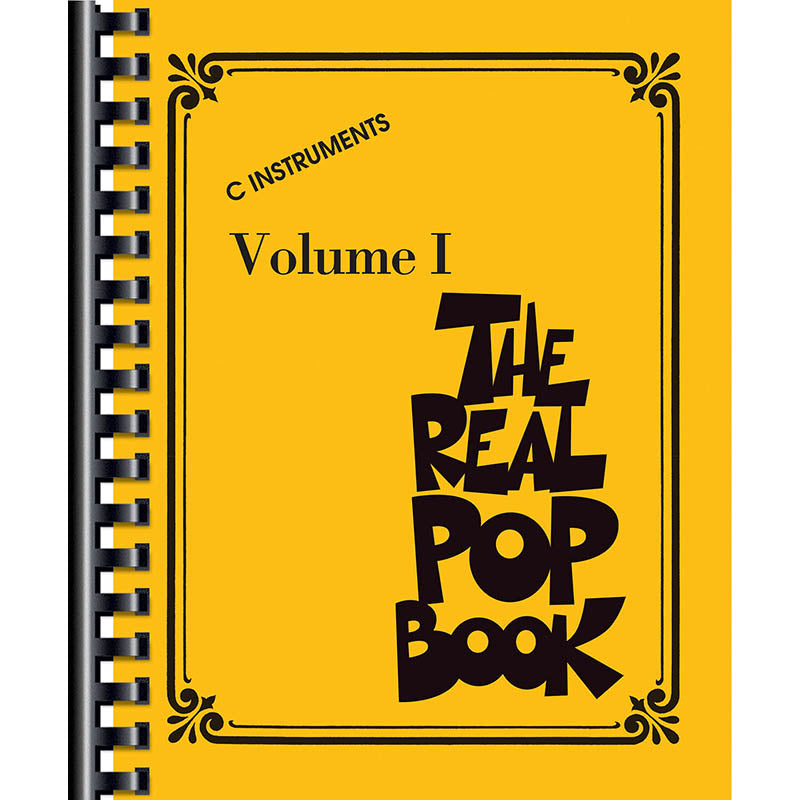 "The Real Pop Book, Volume 1-For ""C"" Instruments"