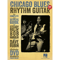 Chicago Blues Rhythm Guitar-The Complete and Definitive Guide
