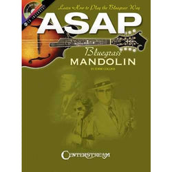 Asap Bluegrass Mandolin - Learn How to Play the Bluegrass Way