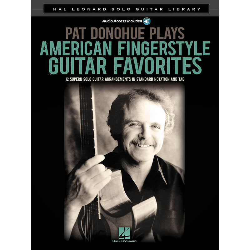 Pat Donohue Plays American Fingerstyle Guitar Favorites