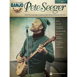 Pete Seeger Banjo Play-Along, Vol. 5