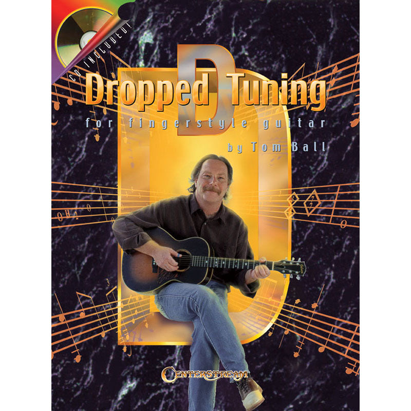 Dropped D Tuning for Fingerstyle Guitar