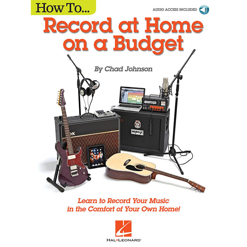 How to Record at Home On a Budget