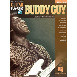 Buddy Guy - Guitar Play-Along Vol. 183
