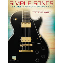 Simple Songs-The Easiest Easy Guitar Songbook Ever