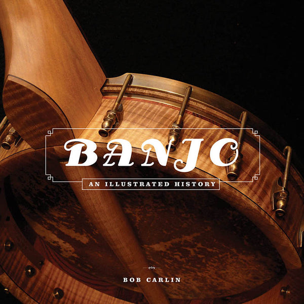 Banjo-An Illustrated History