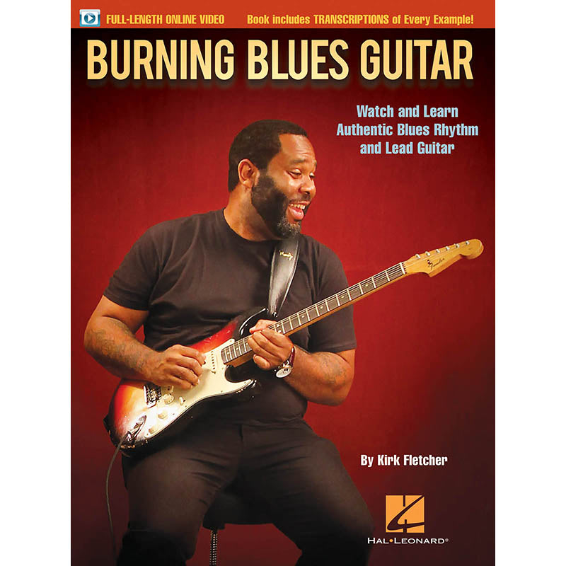 Burning Blues Guitar - Watch and Learn Authentic Blues Rhythm and Lead Guitar