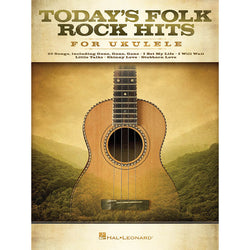 Today's Folk Rock Hits for Ukulele