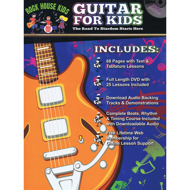 Guitar for Kids-The Road to Stardom Starts Here