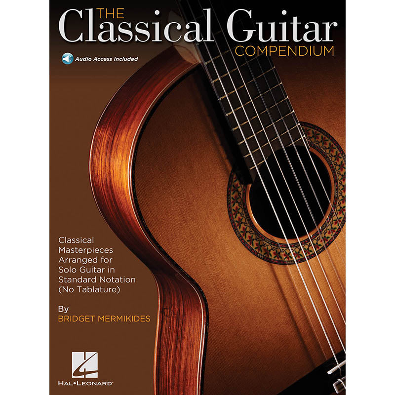 The Classical Guitar Compendium - Notation Edition