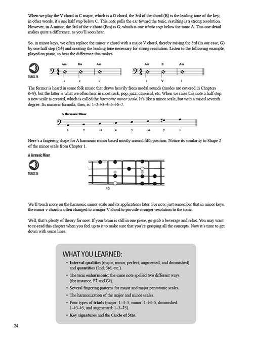 Bassist's Guide to Scales Over Chords-The Foundation of Effective Bass Lines