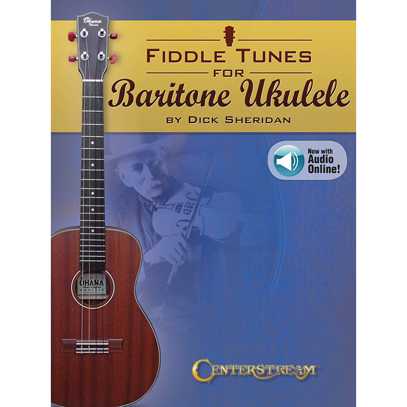 Fiddle Tunes for Baritone Ukulele