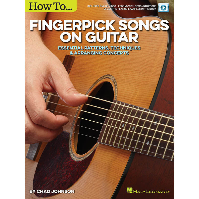 How to Fingerpick Songs On Guitar - Essential Patterns, Techniques & Arranging Concepts
