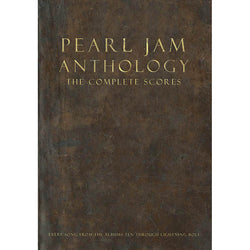 Pearl Jam Anthology-The Complete Scores