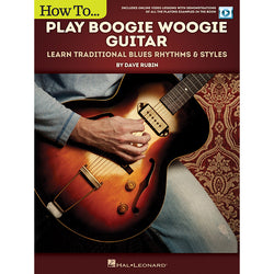 How to Play Boogie Woogie Guitar - Learn Traditional Blues Rhythms & Styles
