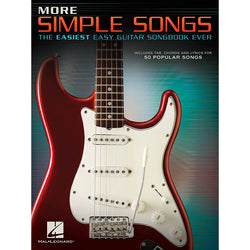 More Simple Songs-The Easiest Easy Guitar Songbook Ever