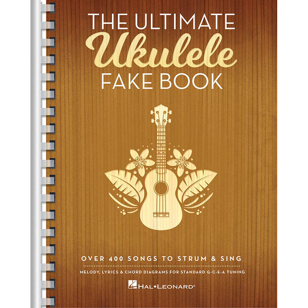 The Ultimate Ukulele Fake Book