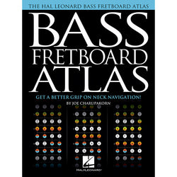 Bass Fretboard Atlas - Get a Better Grip On Neck Navigation!