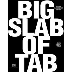 Big Slab of Tab