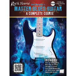 Rock House Master Blues Guitar-A Complete Course
