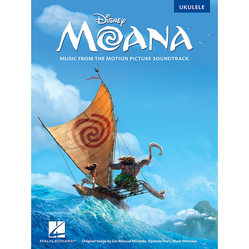 Moana - Music From the Motion Picture Soundtrack Arranged for Ukulele