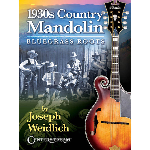1930s Country Mandolin - Bluegrass Roots