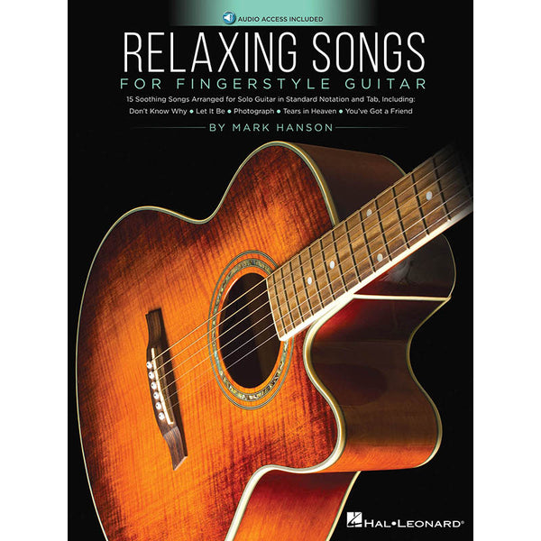 Relaxing Songs for Fingerstyle Guitar