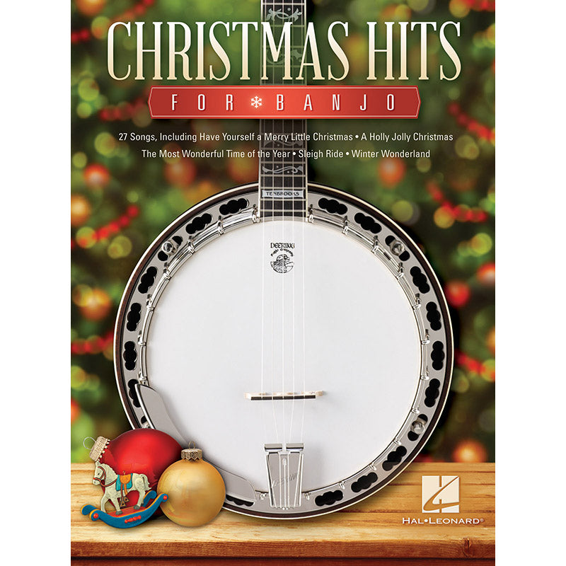 Christmas Hits for Banjo