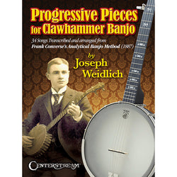 Progressive Pieces for Clawhammer Banjo