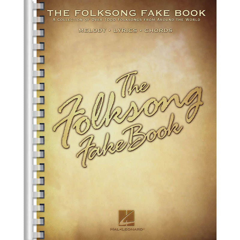 The Folksong Fake Book