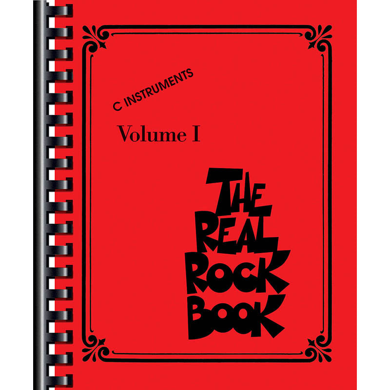 "The Real Rock Book-For ""C"" Instruments"