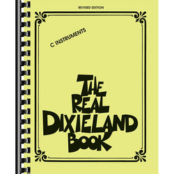 "The Real Dixieland Book-For ""C"" Instruments"