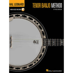 Hal Leonard Tenor Banjo Method