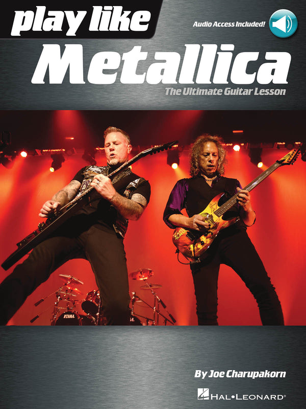 Play Like Metallica - The Ultimate Guitar Lesson
